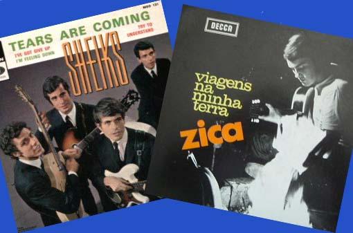 """""""Os Sheiks"""" e o meu amigo Helder mais conhecido por Zica"""